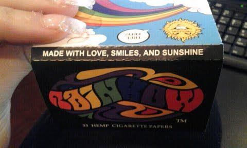 rainbow papers!