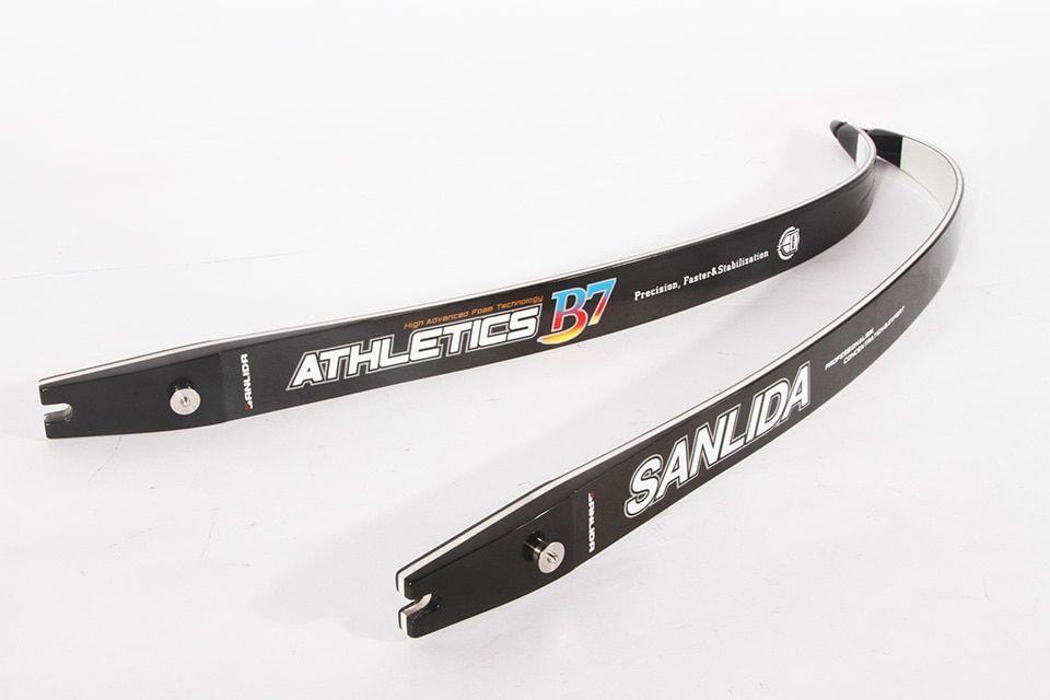 Sanlida Archery B7 Limbs Intermediate ILF Recurve Bow Limbs