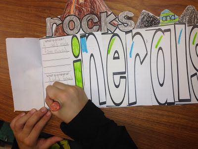 Engaging Rocks and Minerals Activities - Learning Lab Resources