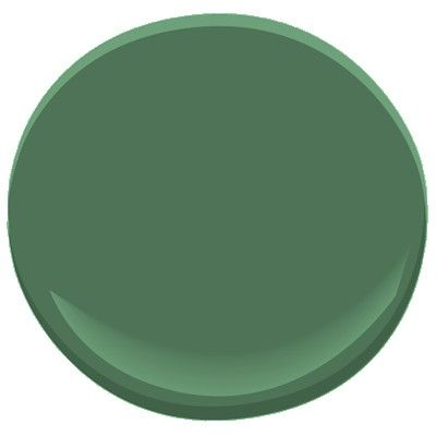 Benjamin Moore Balsam 567 Fenway Green Monster