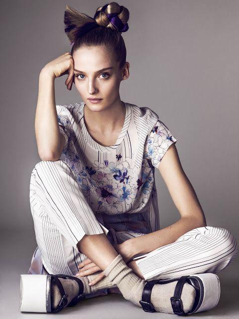 Editorial, Scoop Models, Acne, Dries Van Noten, H&M, 3.1 Phillip Lim, & other stories, Zara, Birkenstock