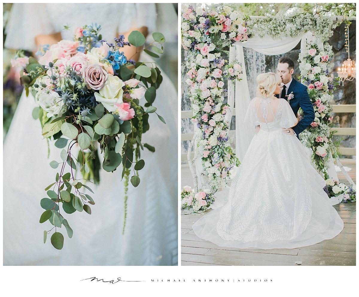 Calamigos Ranch Oak Room Wedding Ashley and Sam