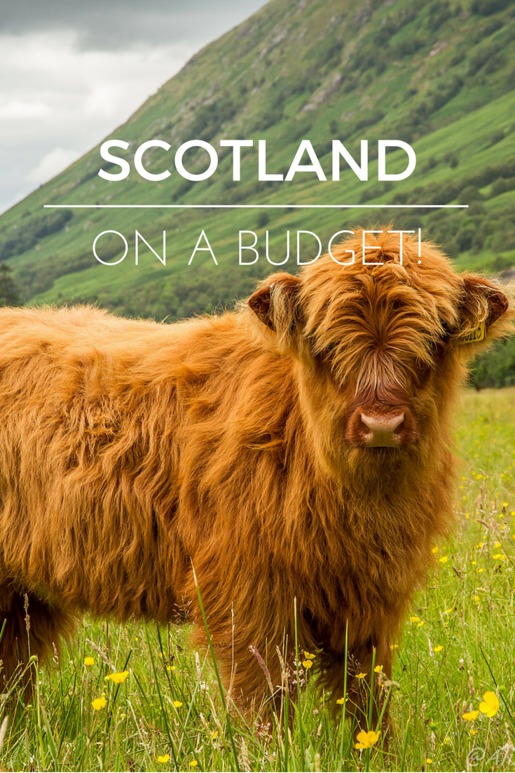 Watch How to Visit Scotland on a Budget video