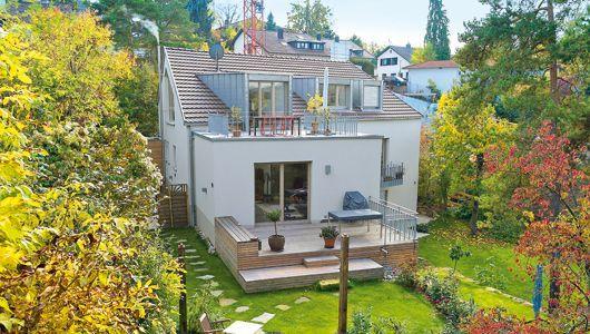 kleines Haus mit Anbau häuser Pinterest - eklektischen stil einfamilienhaus renoviert