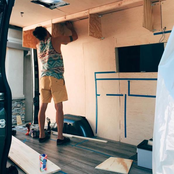 Moebel Selber Bauen Camper: How Much Does It Cost To Convert A Sprinter Van