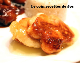 Le coin recettes de Jos: novembre 2011