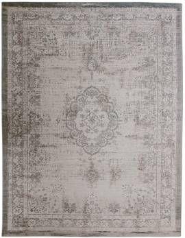 #Vintage Teppich | #beige #braun #silber #grau | #Orientteppich