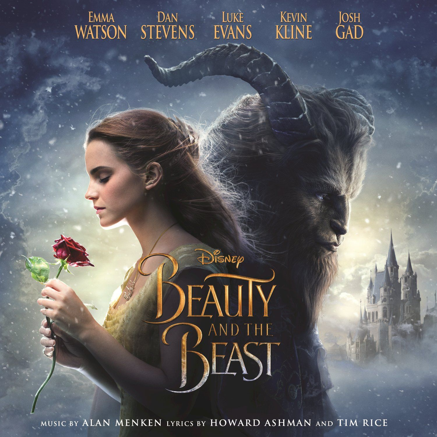 Beauty And The Beast Original Motion Picture Soundtrack With