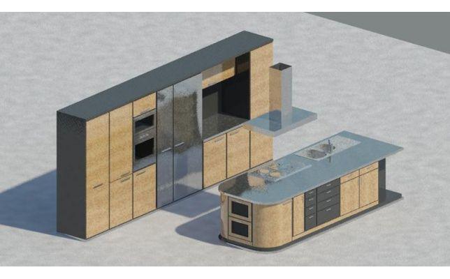 Revit Families For Architecture Kitchen