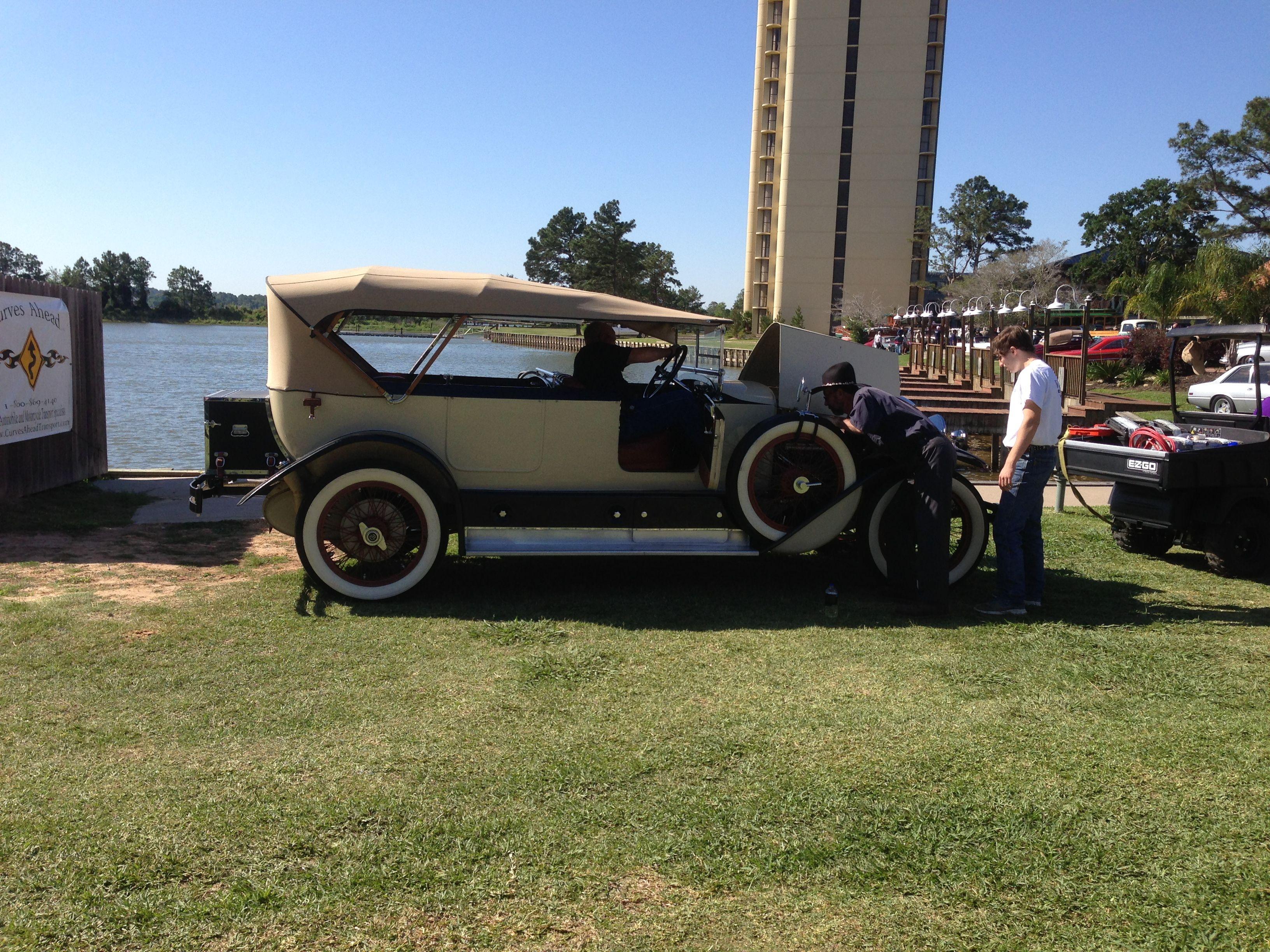 1922 Austro Daimler AD 617 Touring Estimated auction value $100,000 ...