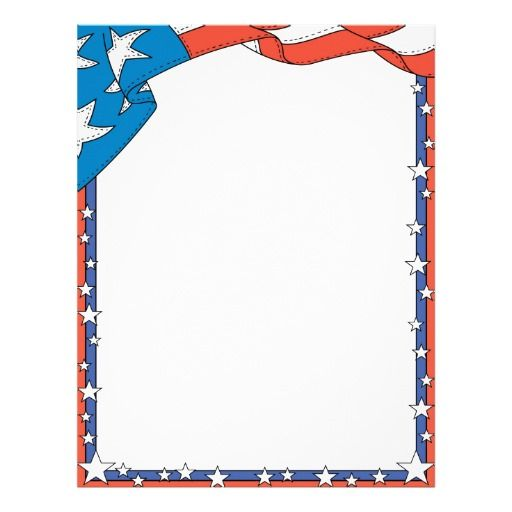 patriotic usa letterhead stationary pinterest letterhead