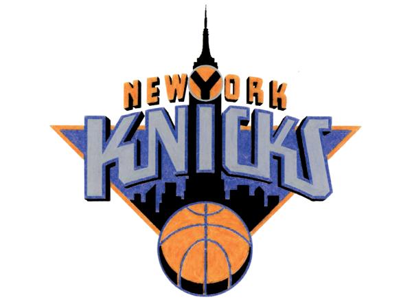 Behind The Knicks Logo With Michael Doret By Michael Doret Via Behance Nba