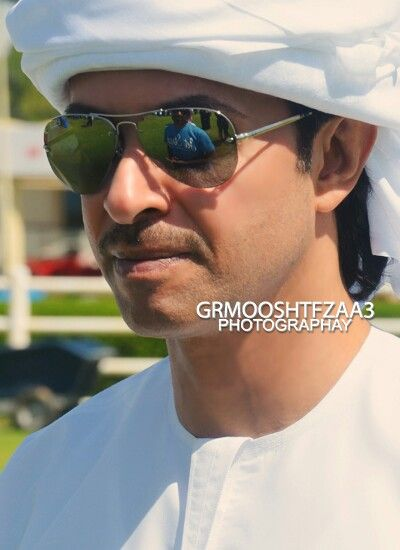Sheikh Hazza Bin Zayed Al Nahyan Mens Sunglasses Men Sunglasses