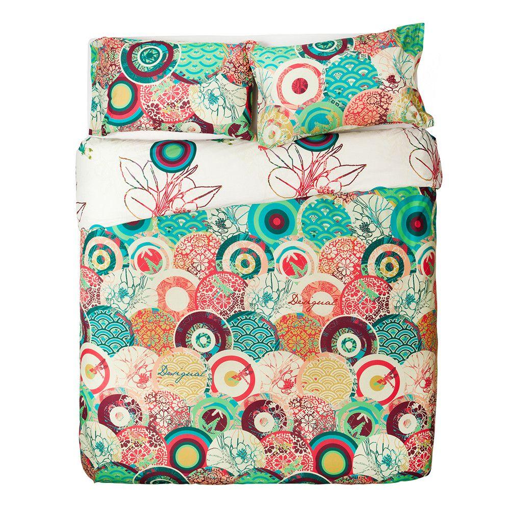 Discover The Desigual Japanese Duvet Set Double At Amara Quilt