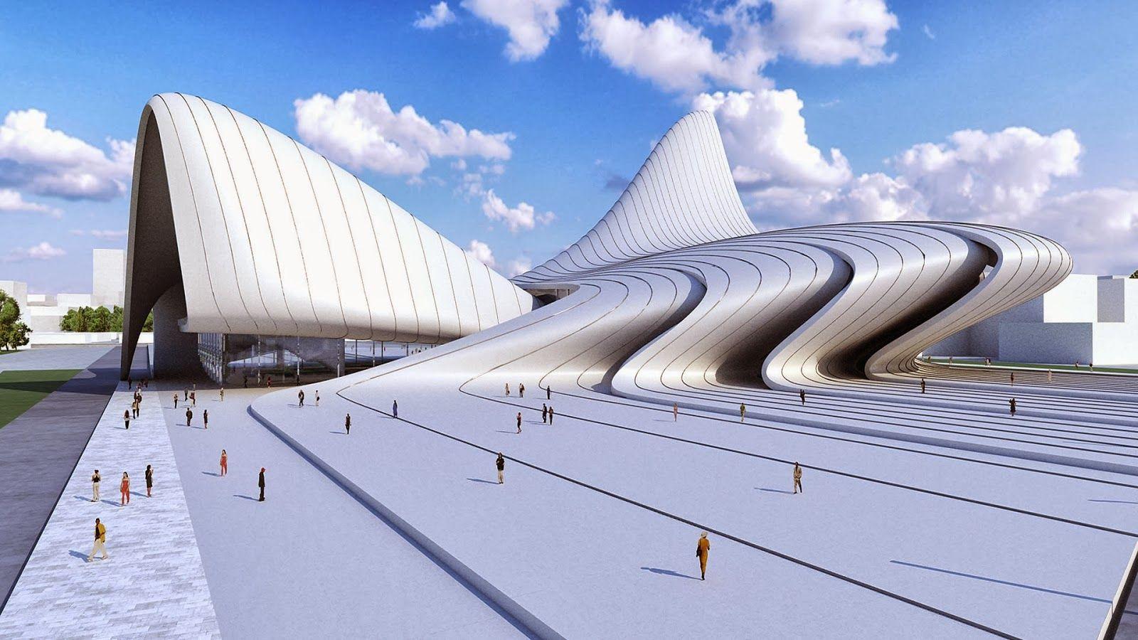 Resultado de imagen para zaha hadid arquitectura for Arquitectura zaha hadid