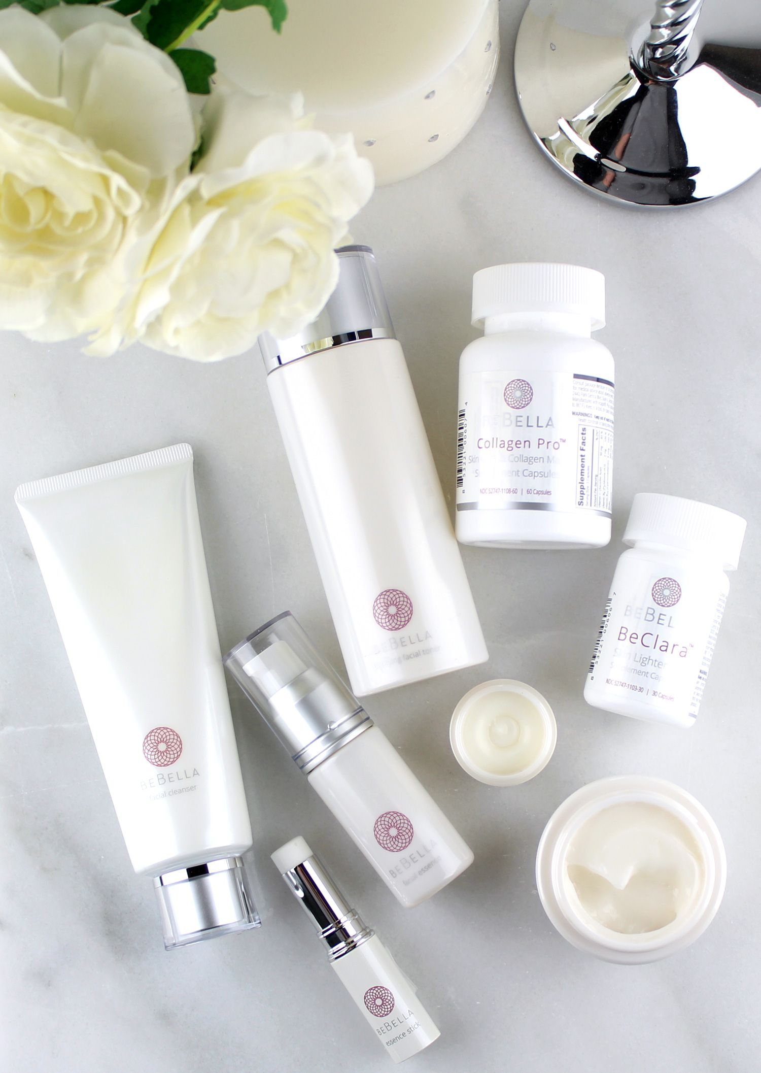 Redefy Aging with BeBe & Bella Probiotic Skincare System.
