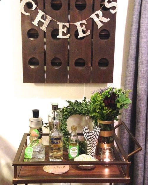 21 Best Images About Mini Bar At Home On Pinterest: Best 25+ Bar Cart Styling Ideas On Pinterest