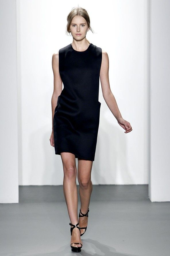 Stunning Calvin Klein Collection Dresses 1