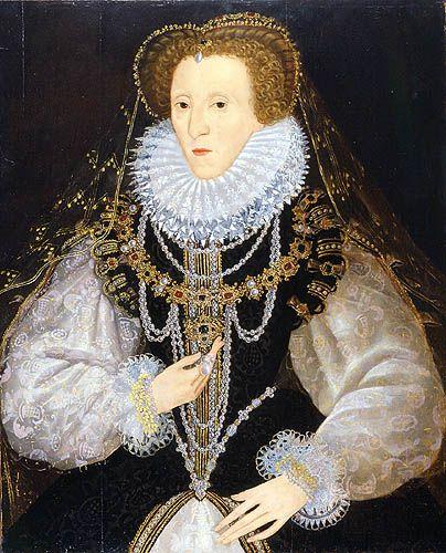 Renaissance Fashion - Women's Clothing in Elizabethan England ...