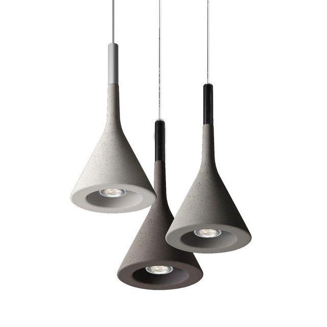 Foscarini Suspension Aplomb Gu10 Lampes Modernes Lampe Lampe Suspension