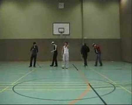 Backstreetboys Choreographie - I want it that way
