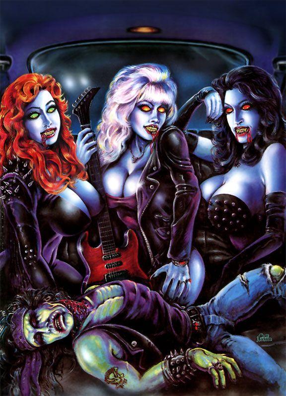 sexy vampire poster - photo #42