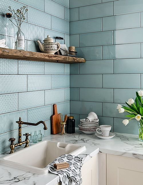 Pin By Zafira Rizqi On Bathroom Re Do In 2020 Kitchen Wall Tiles Kitchen Tiles Backsplash Geometric Decor