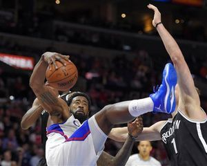 Clippers ride big 1st half to 123-84 blowout win over Nets - http://lincolnreport.com/archives/475754