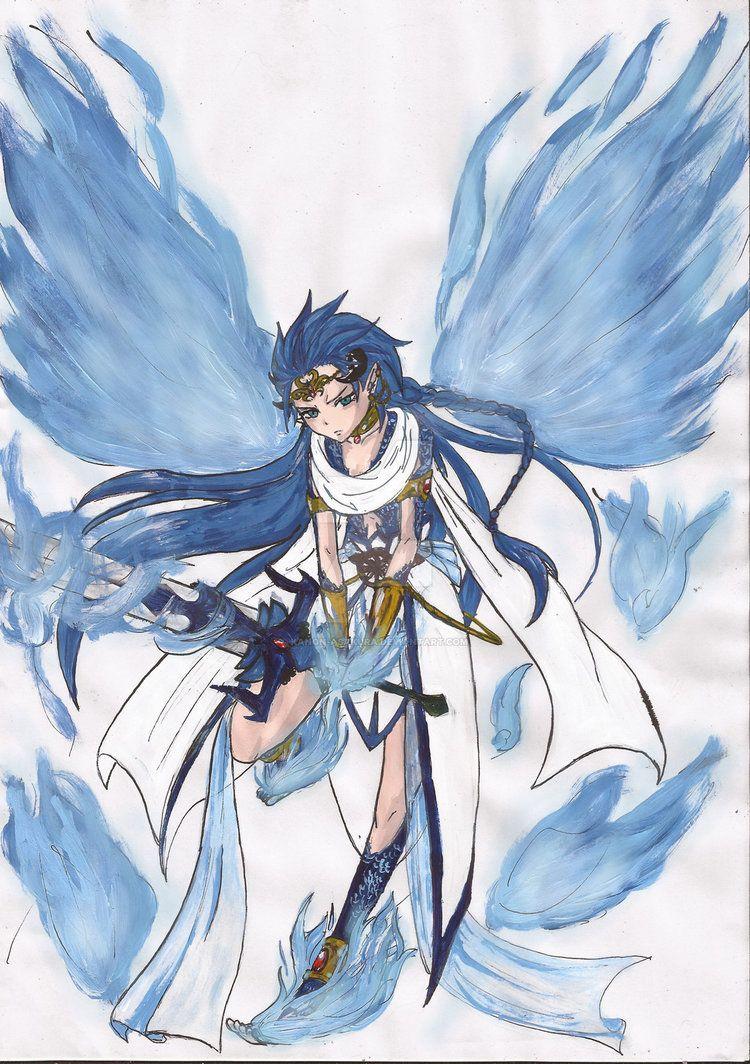 athia aurelius djinn equip magi oc by kanon asakura deviantart com