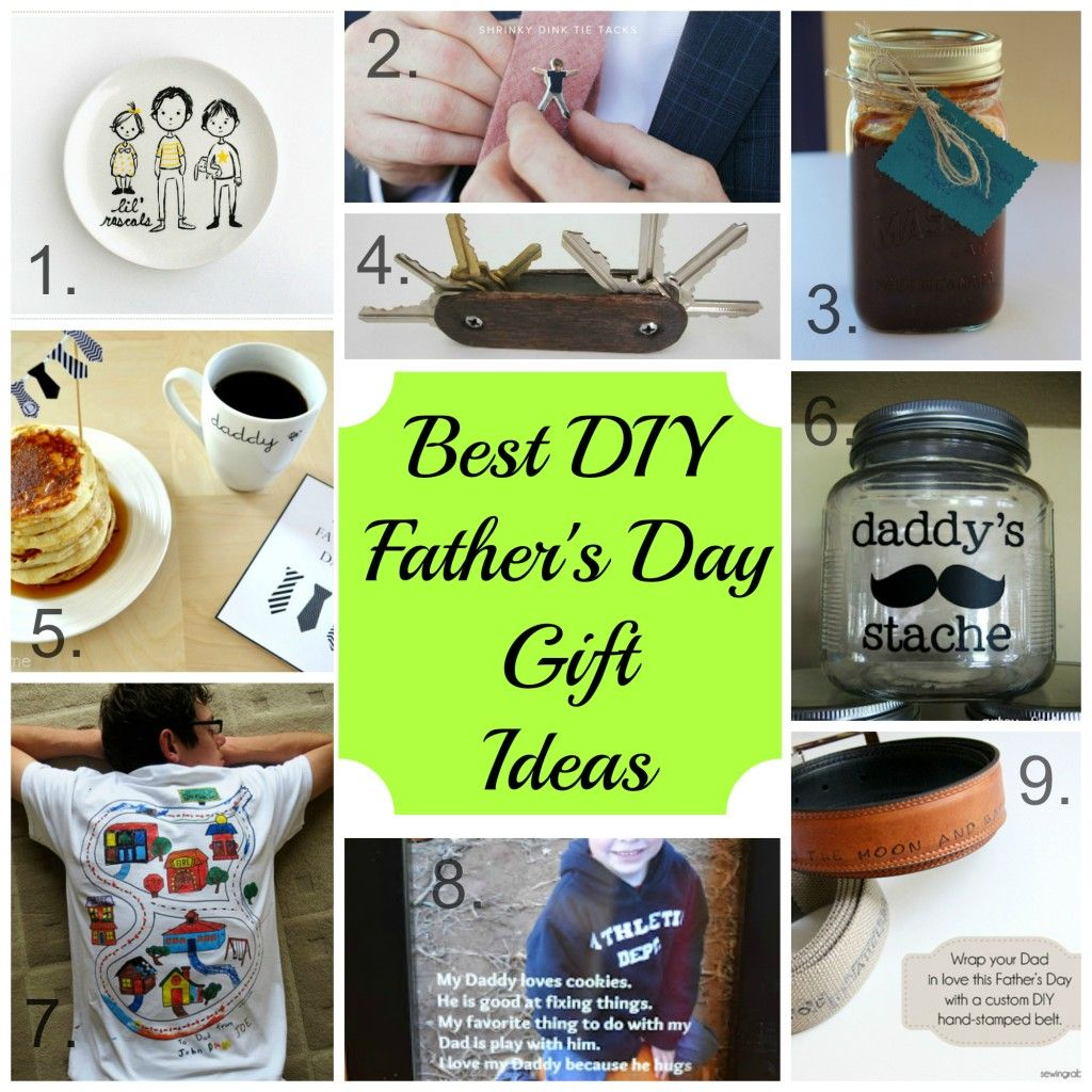 DIY Father's Day Gift Ideas | from OrthodoxMom.com | Pinterest ...