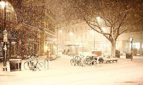 snow for christmas pliz