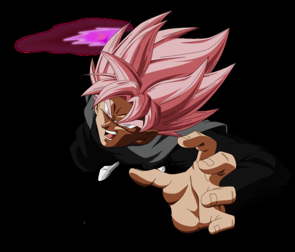 Goku Black Png