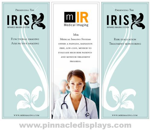 medical imaging? seems more like a spa brochure design library - spa brochure
