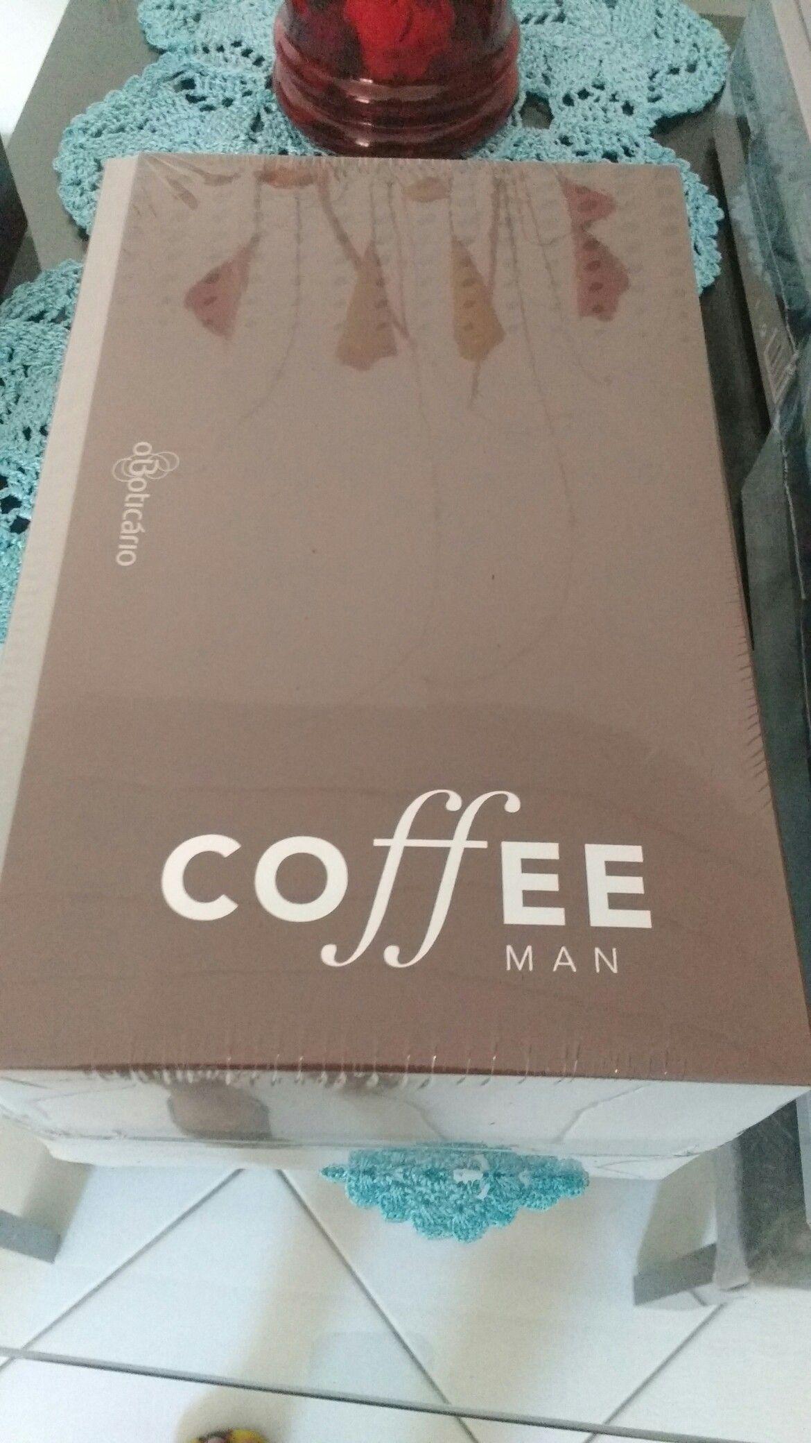 Kit coffee man