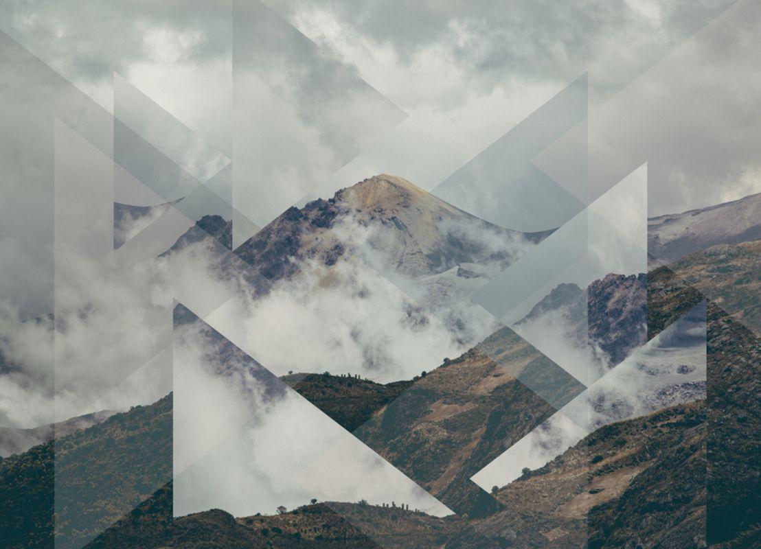Scattered 2 Nevado del Ruiz - Joe Mania - Leinwandbild