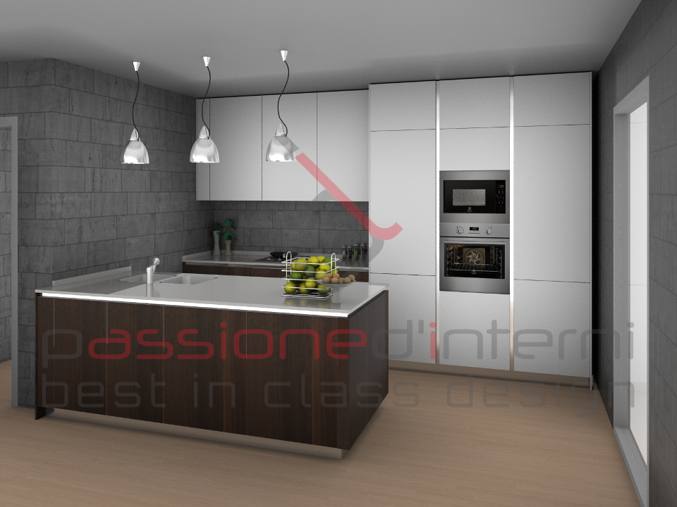 cucina way snaidero laccato opaco - Cerca con Google | Home decor ...