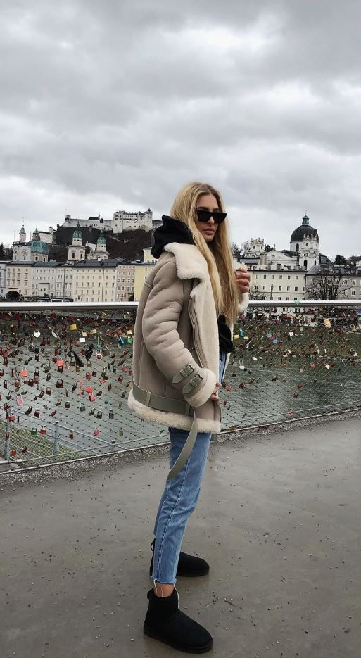 40 Street Style Outfits To Wear This Winter - Shake that bacon -