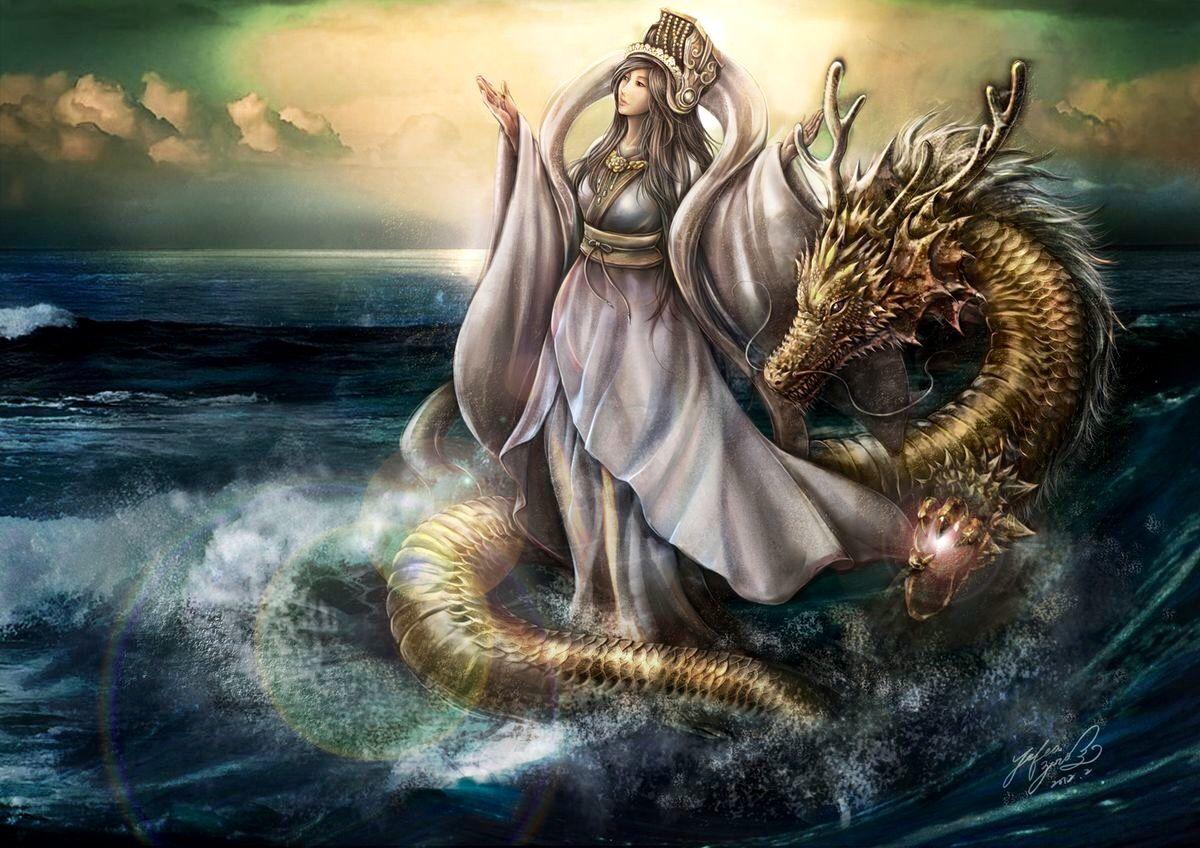 42++ Dragon deities information