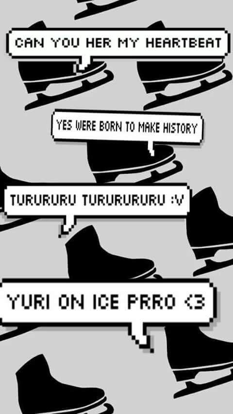 Yuri!!! on Ice 2017★ - Lo que escribi 1