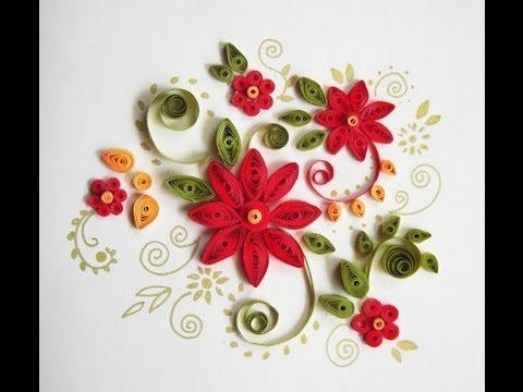 Paper quilling flowers making tamil tutorial for beginners youtube paper quilling flowers making tamil tutorial for beginners youtube mightylinksfo