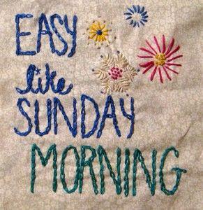 Easy Like Sunday Morning Easy Like Sunday Morning Song Lyrics Art Sunday Morning