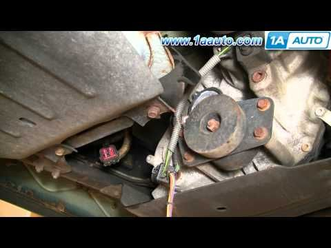 1a Auto Shows You How To Replace The 4wd Transfer Case Shift Motor On A 1998 Ford Explorer This Procedure Is The Same On 1995 2001 Ford Explorer And 20 Mecanica