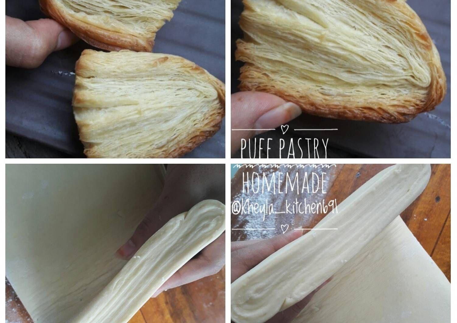 Pin Di Puff Pastary