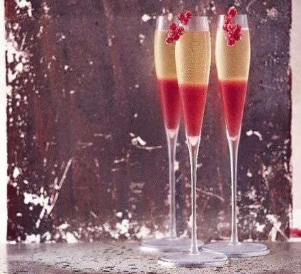 Sparkly Christmas Cocktail \u2013 Part II of the Gourmet Christmas Recipe