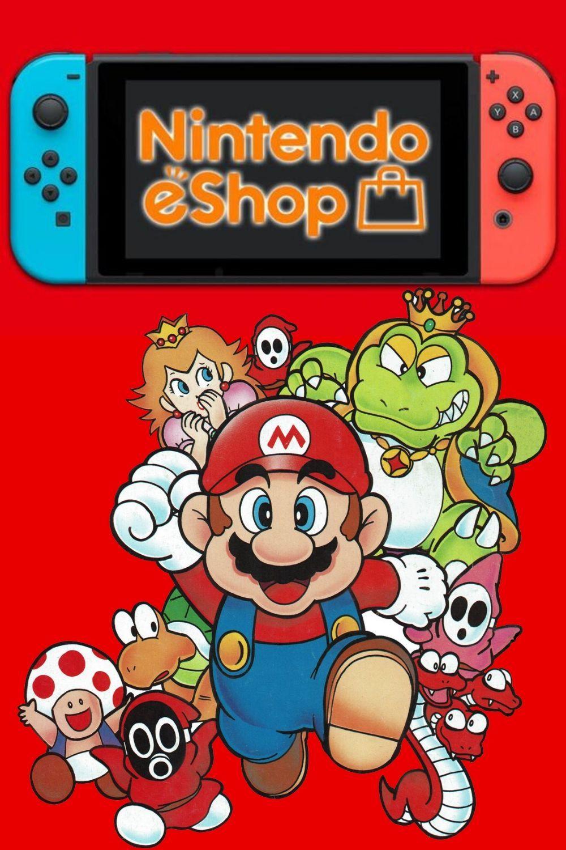 Pin by ʕ •ᴥ•ʔBerniceʕ •ᴥ•ʔ on Classic Nintendo Switch