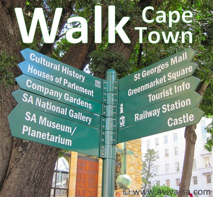 Cape Town S Compact City Centre Lends Itself To Easy Exploration On Foot Cape Town South Africa Cape Town Holidays Tourist Info
