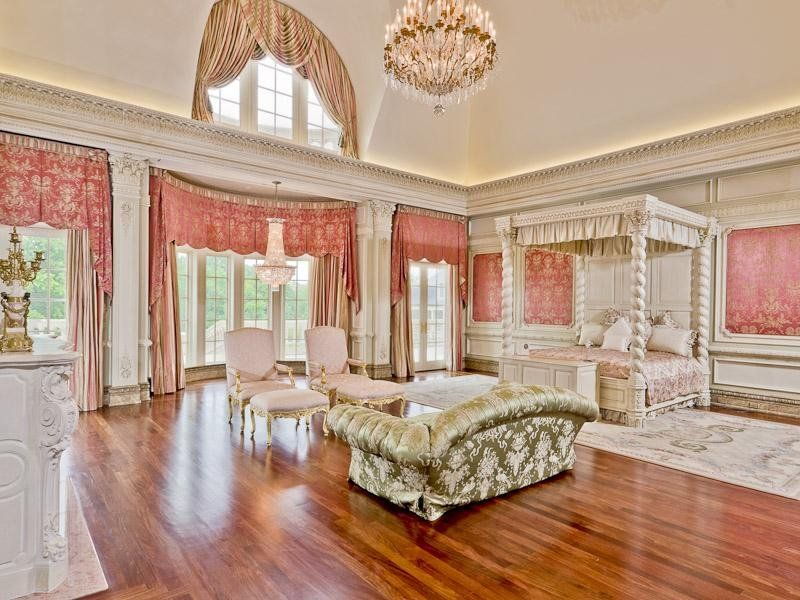 Big House Inside Bedroom house of the day: a dallas mansion that cost $46 million to build