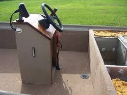 Diy center console | Boats ⛵⚓ | Pinterest | Center console and Pontoon boating