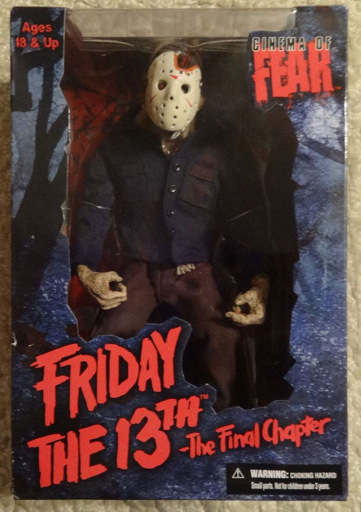 Mezco Friday The 13th Final Chapter Jason Voorhees 11in Action Figure In 2019 Friday The 13th Jason Voorhees Action Figures