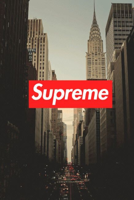 Nice Urban Style Fashion Supreme Is A Skateboarding Shop Clothing Brand That Caters To The Skateboardi Supreme Wallpaper City Wallpaper Tumblr Iphone Wallpaper